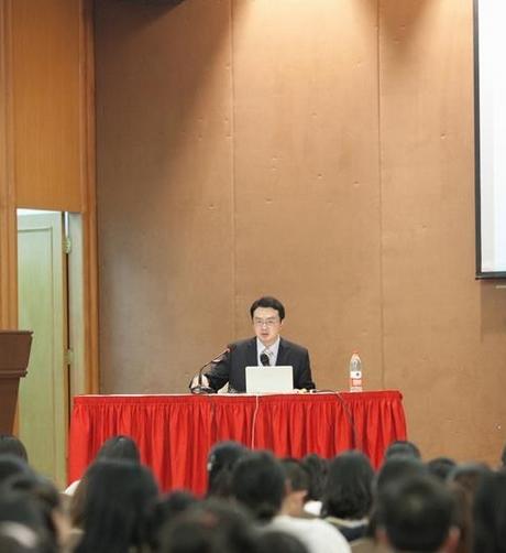 刘新苗老师授课图片
